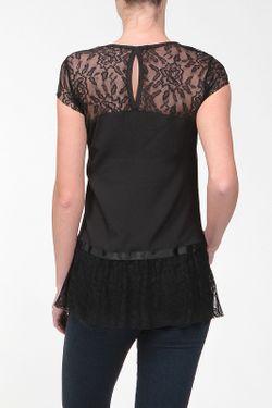 Блузка Remix                                                                                                              черный цвет