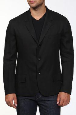 Пиджак Yohji Yamamoto                                                                                                              черный цвет