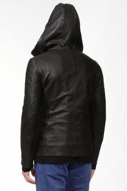 Куртка 10Sei0Otto                                                                                                              чёрный цвет