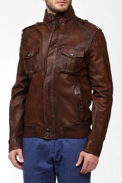 Куртка Baldessarini                                                                                                              коричневый цвет