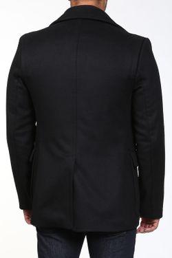 Полупальто Maison Margiela                                                                                                              черный цвет