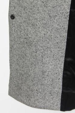 Пальто Пояс Acne                                                                                                              серый цвет