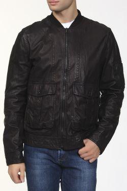 Куртка Кожаная Neil Barrett                                                                                                              чёрный цвет
