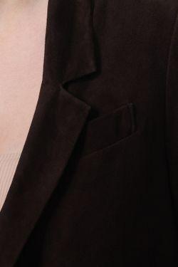 Жакет Simonetta Ravizza                                                                                                              коричневый цвет