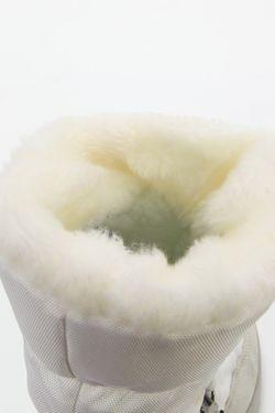 Сапоги Mon Ami                                                                                                              белый цвет