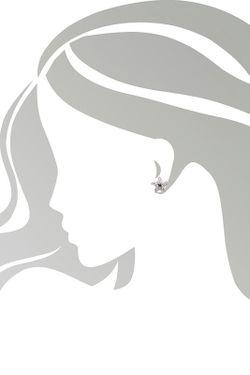 Серьги Charle                                                                                                              Серебряный цвет