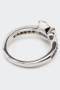 Кольцо Charle                                                                                                              синий цвет