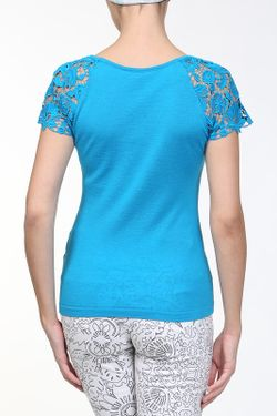 Пуловер Escada                                                                                                              голубой цвет