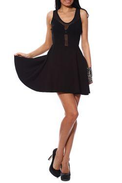 Платье Punkqueen                                                                                                              чёрный цвет