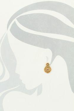 Серьги NAVELL                                                                                                              золотой цвет