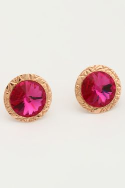 Серьги NAVELL                                                                                                              розовый цвет