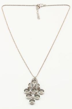 Ожерелье NAVELL                                                                                                              серый цвет