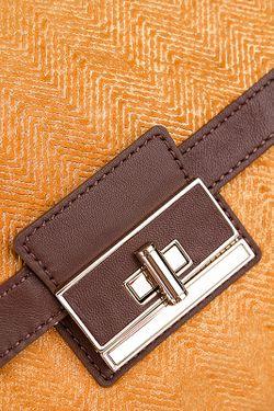 Сумка Eleganzza                                                                                                              коричневый цвет