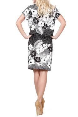 Платье Rosso-Style                                                                                                              чёрный цвет