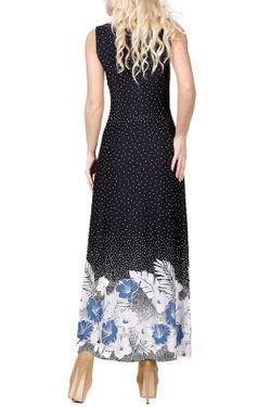 Платье Rosso-Style                                                                                                              черный цвет