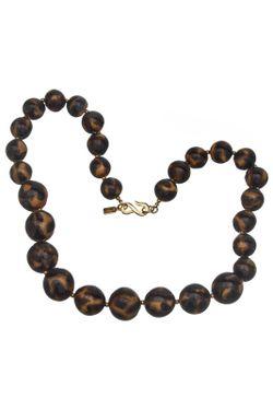 Ожерелье Леопард Kenneth Jay Lane                                                                                                              многоцветный цвет