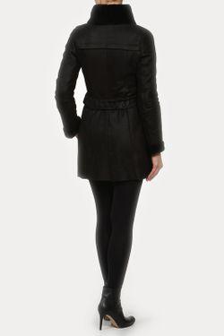 Дубленка Undo Exclusive                                                                                                              черный цвет