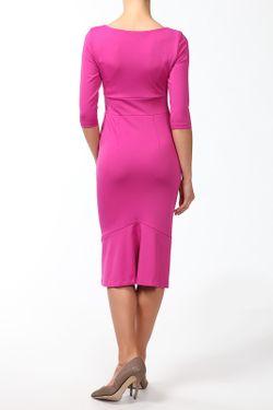 Платье Анна Чапман                                                                                                              розовый цвет