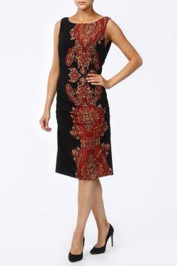 Платье Nine West                                                                                                              черный цвет