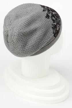 Шапка VIZIO                                                                                                              серый цвет