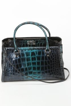 Сумка Class Roberto Cavalli                                                                                                              синий цвет