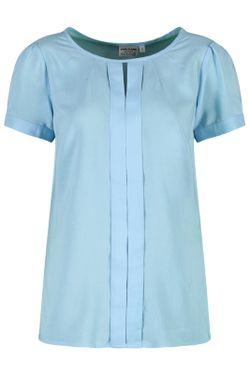 Блузка Finn Flare                                                                                                              синий цвет