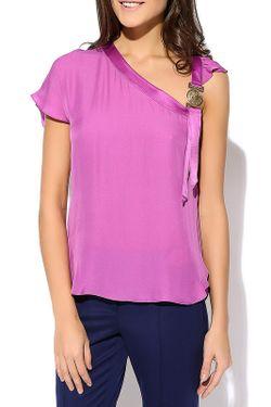 Блуза Versace Collection                                                                                                              розовый цвет