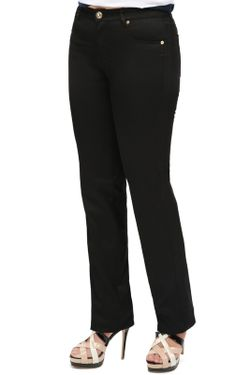 Джинсы Versace Collection                                                                                                              черный цвет