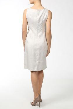 Платье Armani Collezioni                                                                                                              серый цвет