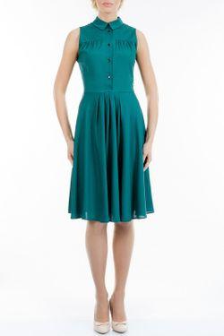 Платье Levall                                                                                                              зелёный цвет