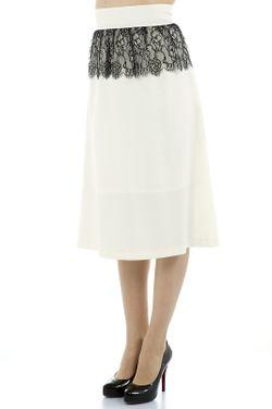 Юбка Levall                                                                                                              белый цвет