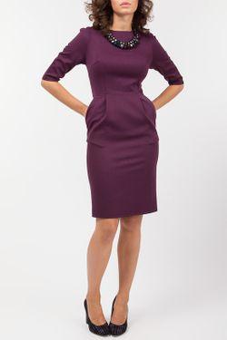 Платье Vladi Collection                                                                                                              многоцветный цвет