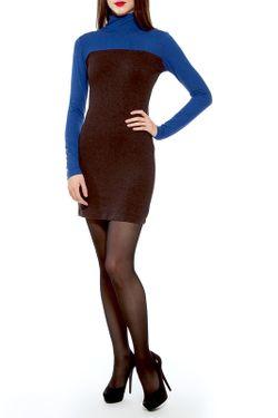 Платье Majaly                                                                                                              коричневый цвет