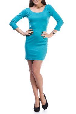 Платье Majaly                                                                                                              голубой цвет