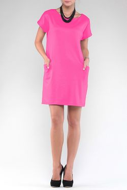 Платье Maurini                                                                                                              розовый цвет