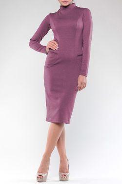 Платье Maurini                                                                                                              фиолетовый цвет