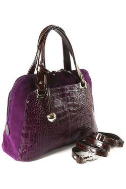 Сумка Damiano Nesta                                                                                                              фиолетовый цвет