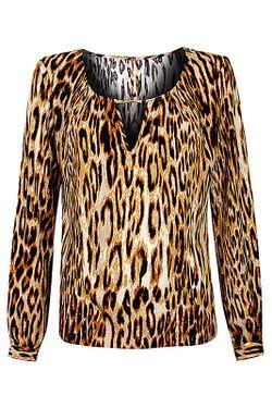 Блузка Savage                                                                                                              многоцветный цвет