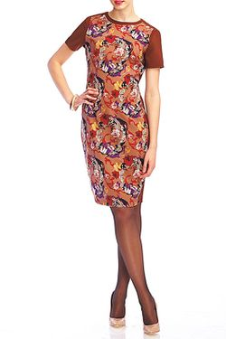 Платье Savage                                                                                                              коричневый цвет
