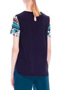 Блузка Savage                                                                                                              чёрный цвет