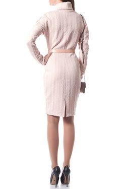 Платье OKS                                                                                                              розовый цвет