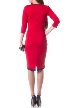 Платье Evercode                                                                                                              красный цвет