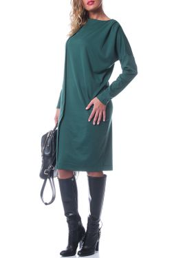 Платье Evercode                                                                                                              зелёный цвет