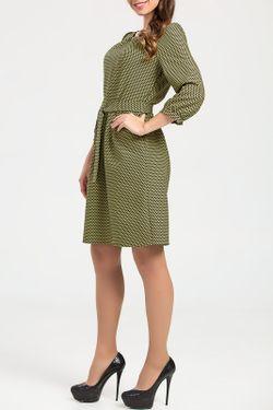 Платье Remix                                                                                                              зелёный цвет