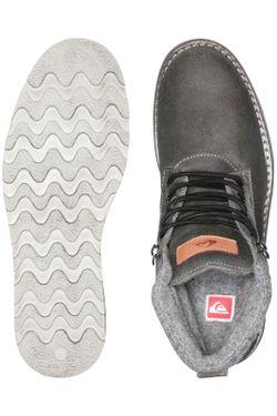 Ботинки Quiksilver                                                                                                              чёрный цвет
