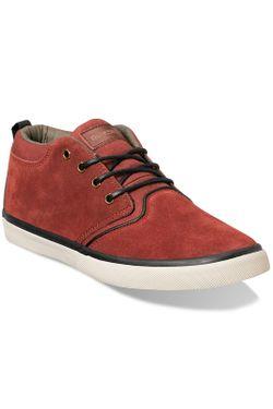 Ботинки Quiksilver                                                                                                              красный цвет