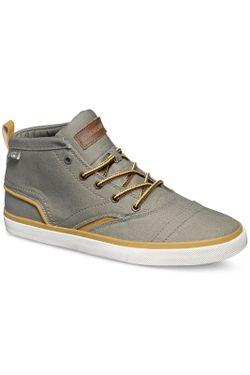 Ботинки Quiksilver                                                                                                              серый цвет