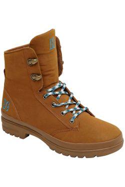 Ботинки Dcshoes                                                                                                              бежевый цвет