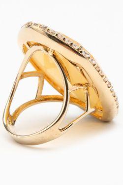 Кольцо Silver Dreams                                                                                                              желтый цвет