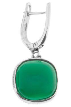 Серьги Migura                                                                                                              зелёный цвет